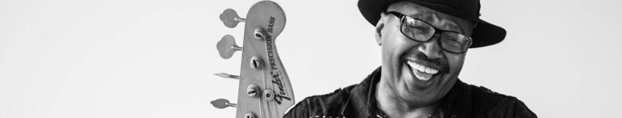 Asamu Johnson… keeping blues alive